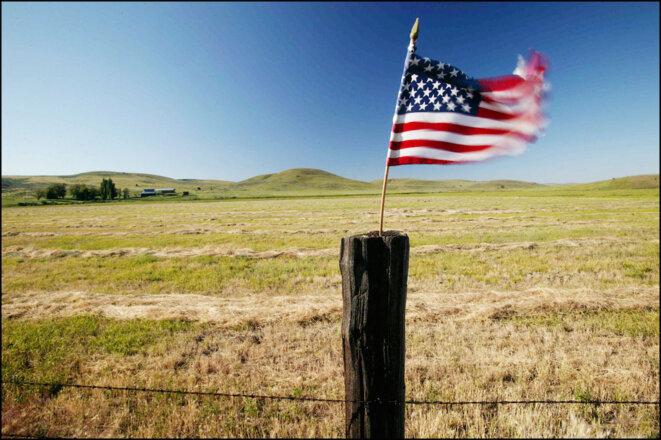 L'Oregon à l'heure du duel Clinton / Trump