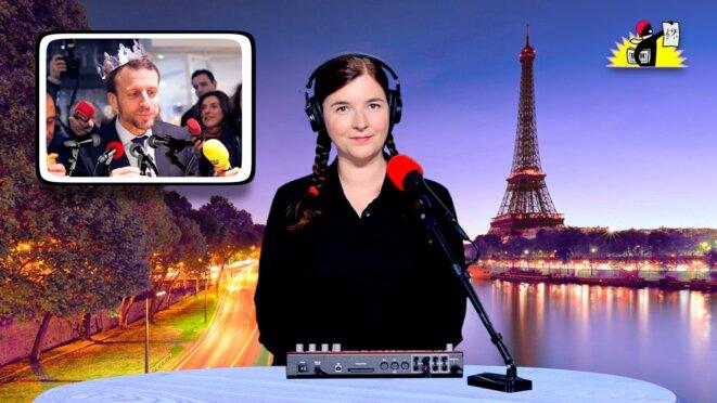 Le JT de La Parisienne Libérée. «Entrepreneurs de nos destinées»