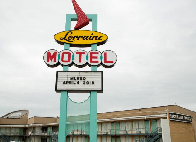A Memphis, le Motel du souvenir