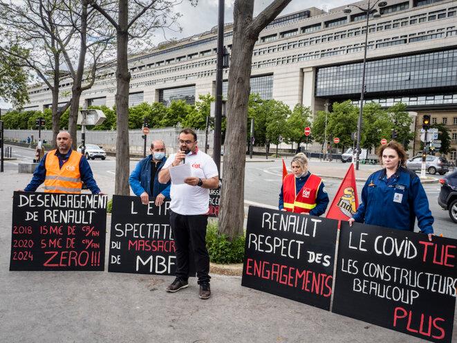 La folle semaine des ouvriers de la fonderie de Saint-Claude