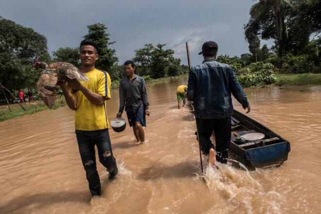 Le Laos, «batterie de l'Asie du Sud-Est» en court-circuit