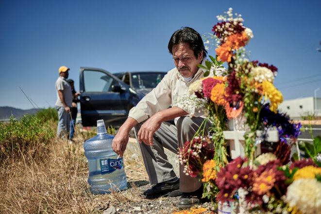 Fêter ses morts au Mexique, pays meurtri par la violence