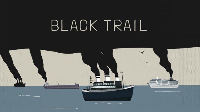 «Trace noire»: comment le transport maritime pollue en toute impunité