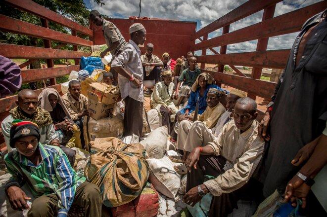 Centrafrique: l'exode des musulmans Mbororos