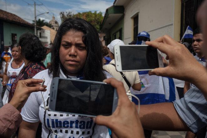 Nicaragua: les téléphones de la révolution