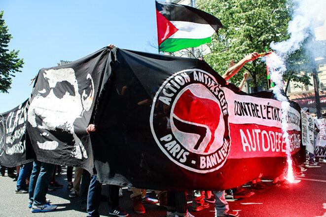 Clément Méric, trois ans après, les antifascistes mobilisés contre l'oubli