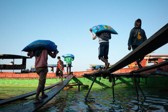 En Birmanie, les Kachin reprennent la route de l'exode