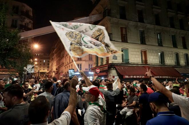 A Barbès, «le foot n'endort pas le peuple»