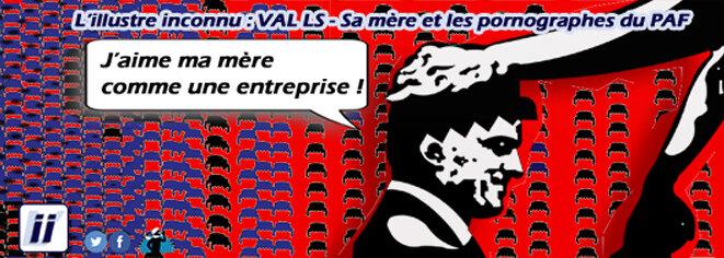 Manuel Valls - Sa mère et les pornographes du PAF © Danyel Gill