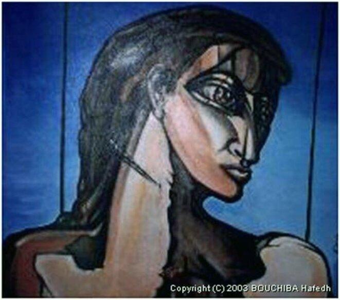 La Femme blessée © Hebe Bali
