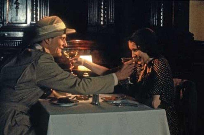 La Rose pourpre du Caire : Photo Jeff Daniels, Mia Farrow © Woody Allen