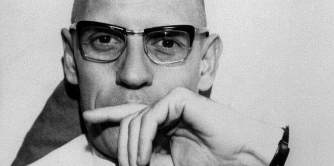 Michel Foucault © Ozkok-Sipa