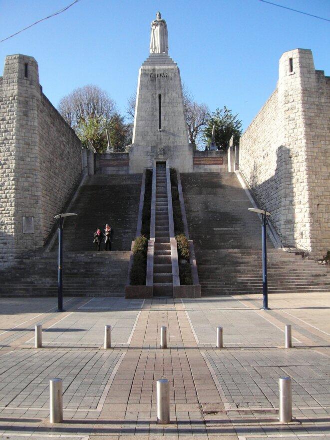 Monument à la Victoire et aux soldats de Verdun © JC Mathias