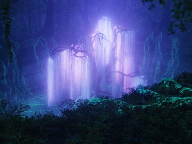 Tree of souls - Avatar © James Cameron