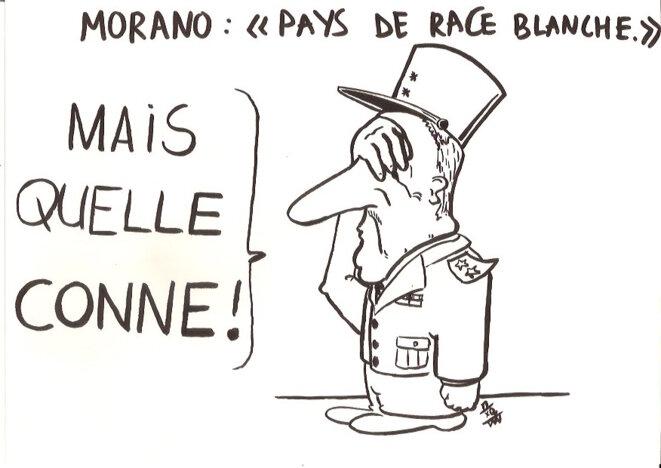 mais-quelle-conne © Yohan Lacroix, ancien du journal Kaboom, lycée Blaise Pascal, Brie-Comte-Robert (77)