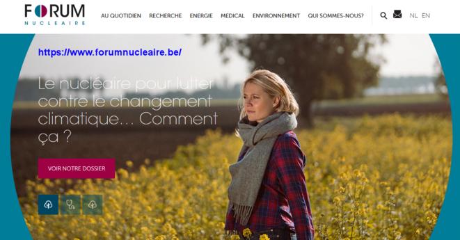 Nucléaire et réchauffement climatique © Forum nucléaire belge