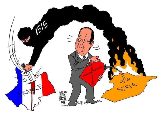 daesh2 © Latuff