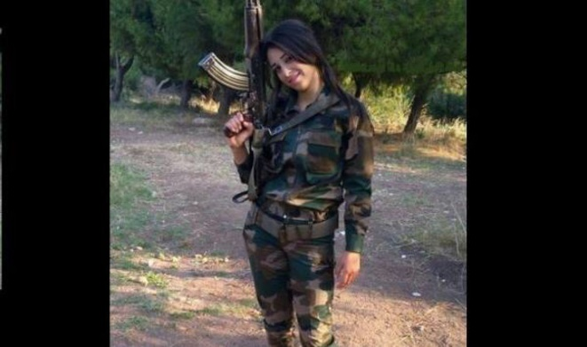 Mirvate est tombé au combat en défendant Sa ville Damas contre le front islamique