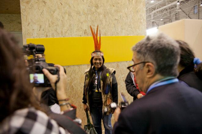 Un Indien dans la COP © Jean-Paul Duarte