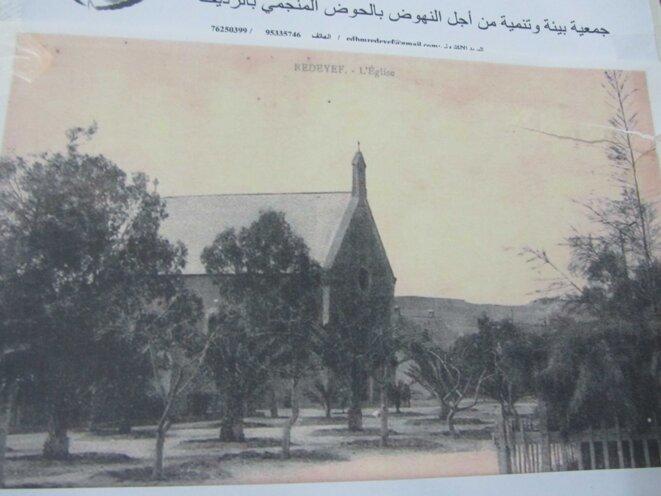 L'église de Redeyef