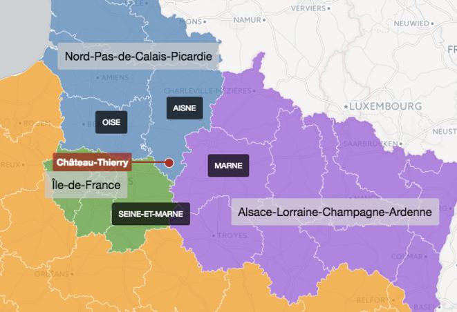 Château-Thierry en laissé-pour-compte géographique...