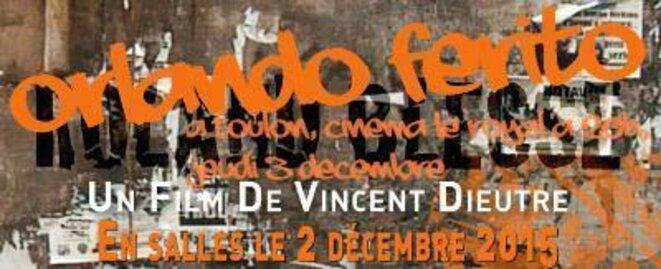 Orlando ferito de Vincent Dieutre, affiche du film
