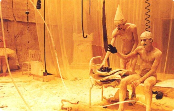 """""""L'orestie  (une comédie organiques)"""" version 1995 © SRS"""