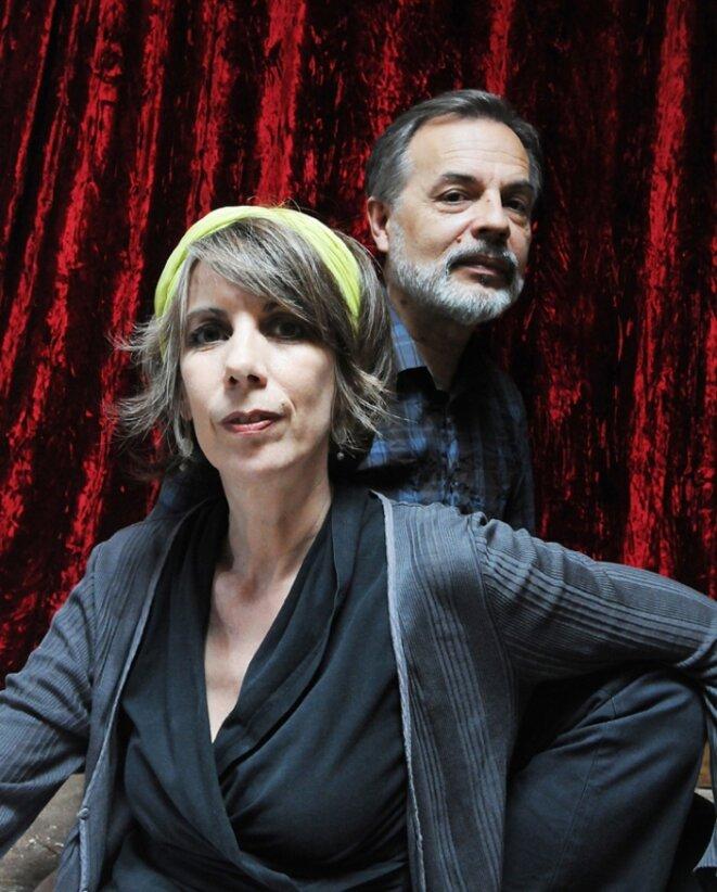 Désirée et Alain Frappier © Olivier Dion
