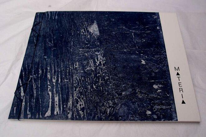 """Couverture de """"Materia"""" // Yann Legrand // Rodolphe Gauthier"""