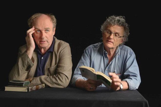 Jérôme Prieur et Gérard Mordillat