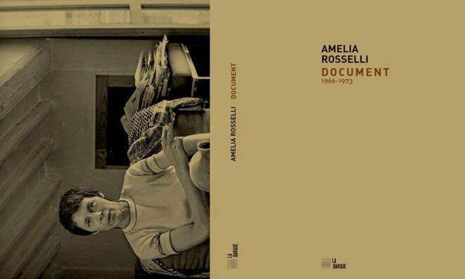 Amelia Rosselli - La Barque - photographie de Dino Ignani - traduction Rodolphe Gauthier © Photographie