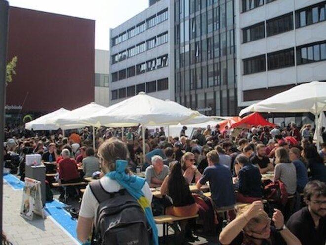 - Leipzig, quatrième conférence internationale pour la Décroissance. -