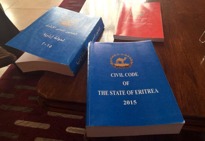Code civil érythréen