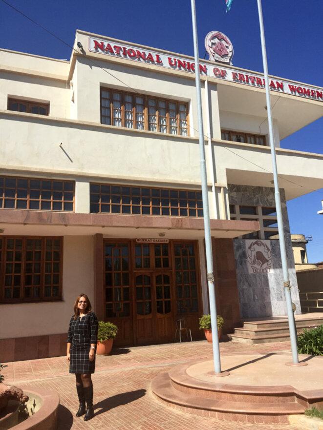 Association de l'Union Nationale des Femmes érythréennes