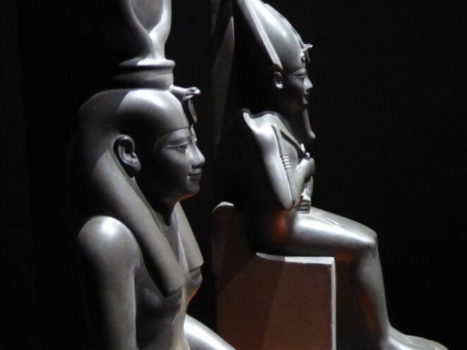 Isis et Osiris, XXVIe dynastie saïte
