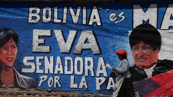 El Alto, octobre 2014 © @Amanda Chaparro