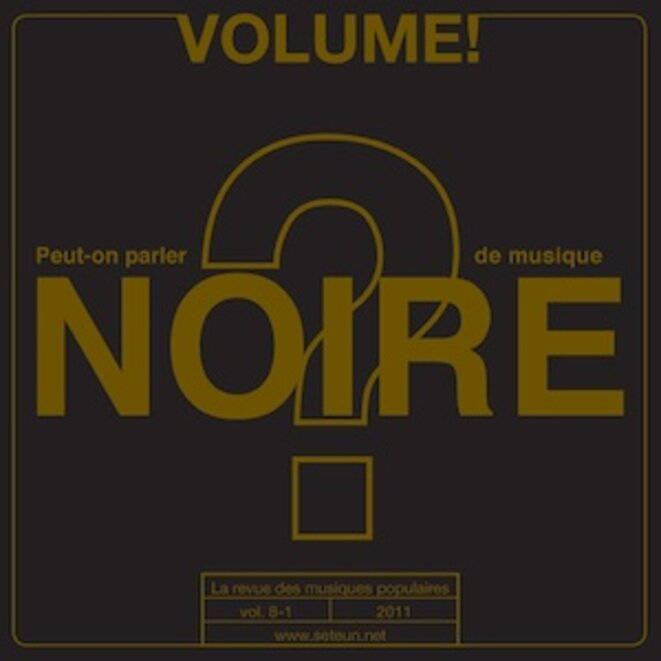 Volume ! n°8-1 couverture