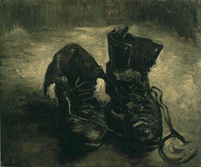 Les godillots de Van Gogh
