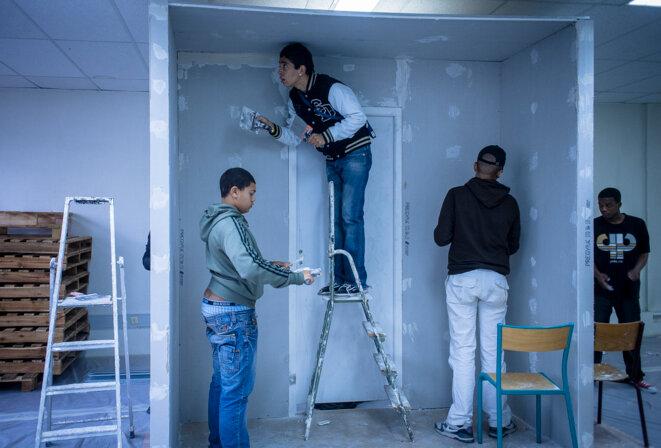 Jeunes entrepreneurs © Hervé Lequeux (La France VUE D'ICI)