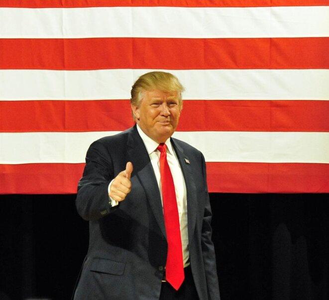 Donald Trump ou l'art de la communication à l'américaine