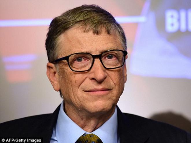 Bill Gates en danger évident
