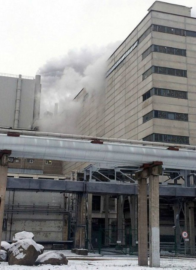 Centrale nucléaire Leningrad © http://qha.com.ua/en/events-incidents/accident-occurred-at-leningrad-nuclear-power-plant-photo/135374/