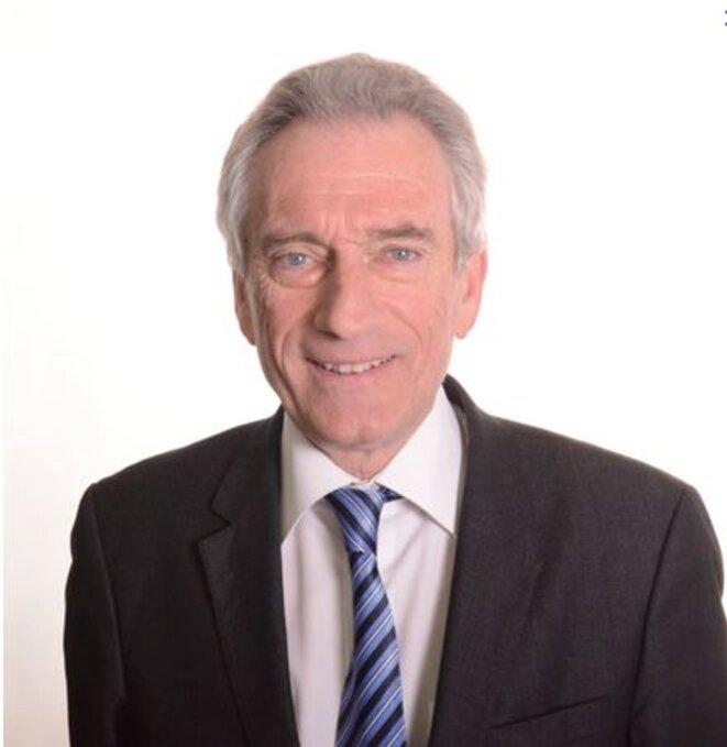 Patrick Labaune, président (LR) du conseil départemental de la Drôme © DR
