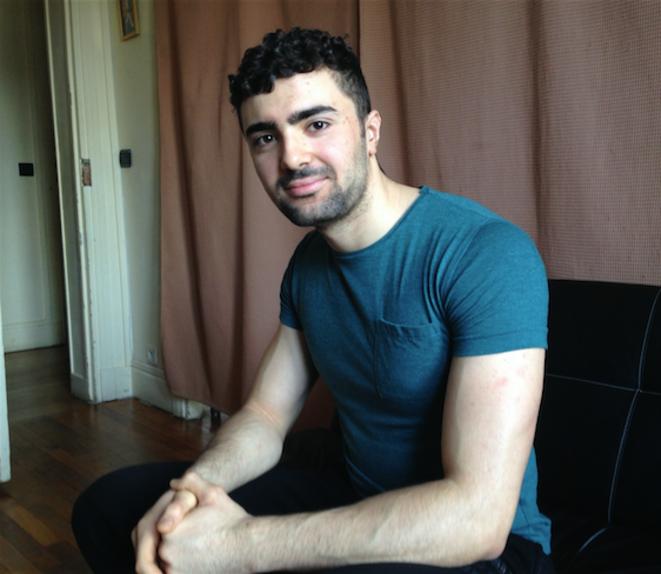 Étudiant en école d'ingénieur, Amine se bat pour ré-acquérir sa nationalité française. © CF