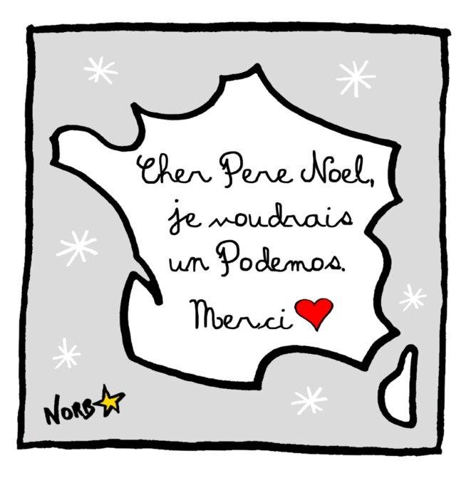 Cher Père Noël... © Norb