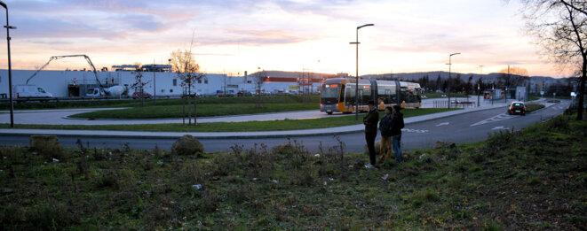 Demandeurs d'asile en galère à Woippy