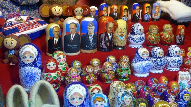 Matriocha Poutine © CB