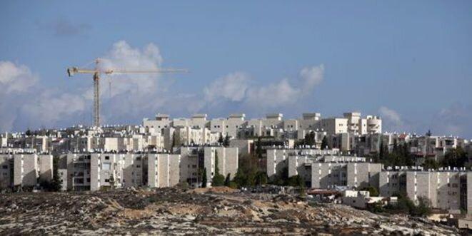 Asentamiento de Gilo en Jerusalén. © Reuters