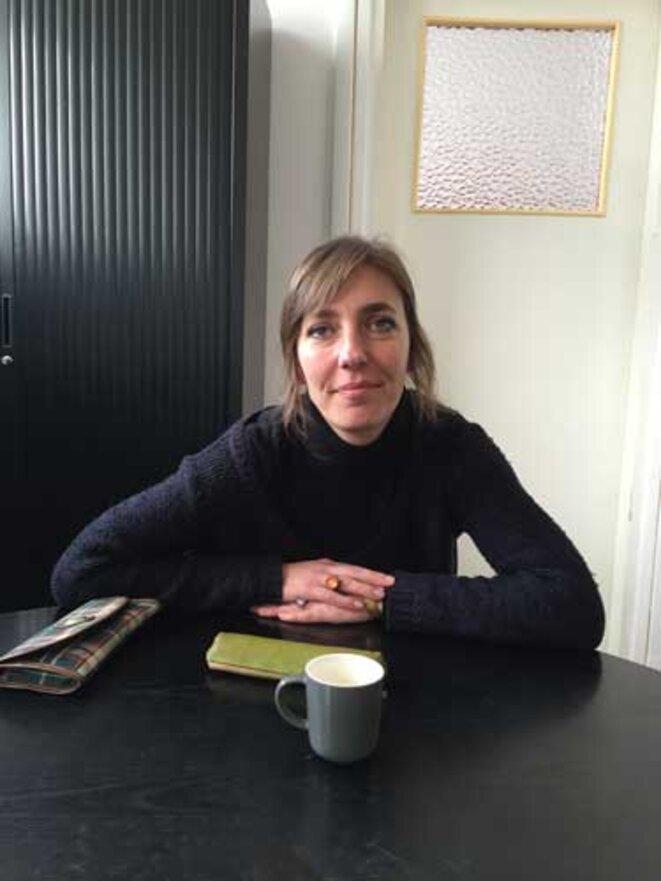 Anne Rivollet