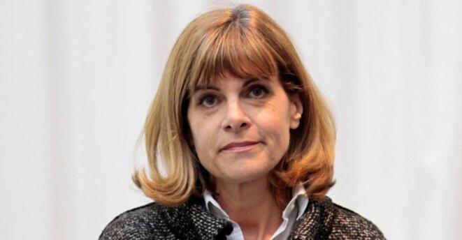 Anne Lauvergeon, ex-PDG d'Areva, a dû quitter la tête du groupe nucléaire en juin 2011. © Reuters
